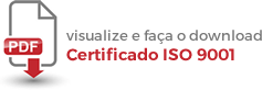 ISO 9001 - Empresa Certificada