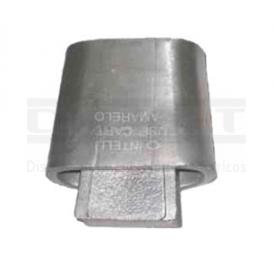 Conector Cunha Alumínio Azul CADC