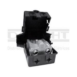 Conector Multipla Derivação Alumínio