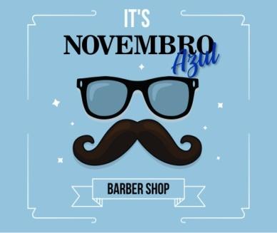 Novembro Azul Barber Shop