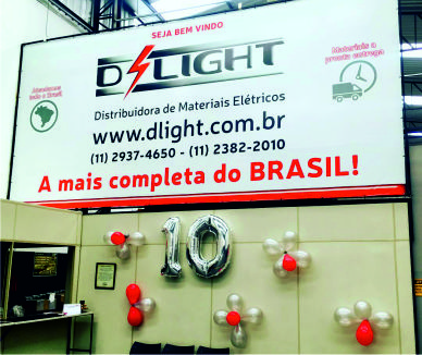 D´Light 10 anos