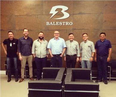 Visita a fábrica da Balestro